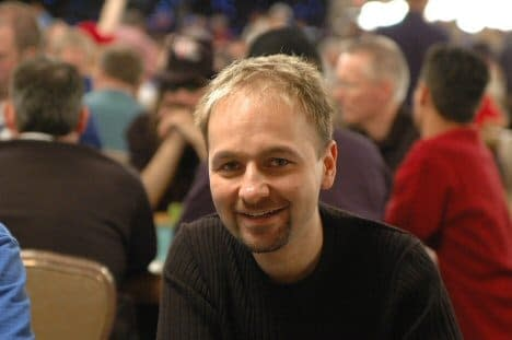 Daniel Negreanu signs with GGPoker