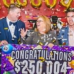 Maureen Rogers Wins Slot Jackpot Winner