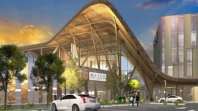 Cascades Casino Delta Rendering
